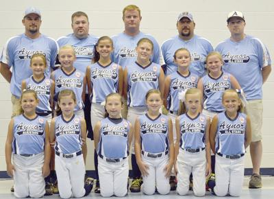 Aynor Darlings advance to state