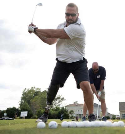 PGA HOPE brings veterans to the course