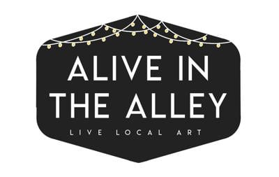 Alive in the Alley logo