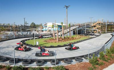 Ride Into Spring At The Track Family Fun Park Visit Myhorrynews Com
