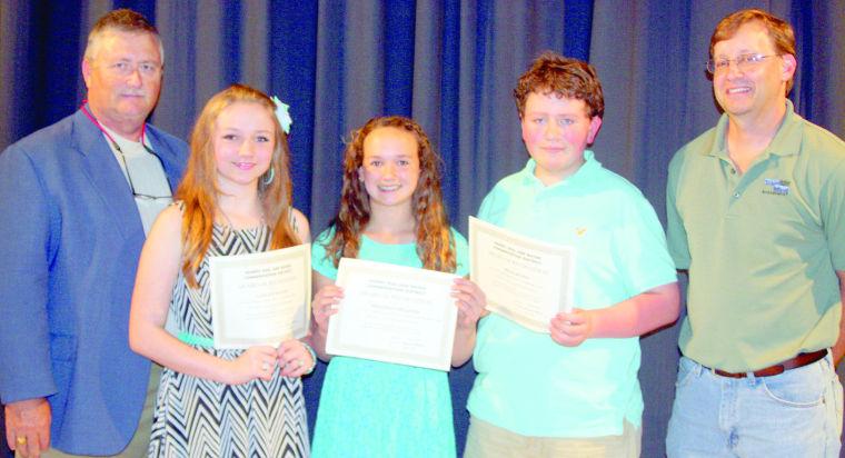 kentucky farm bureau soil essay winners