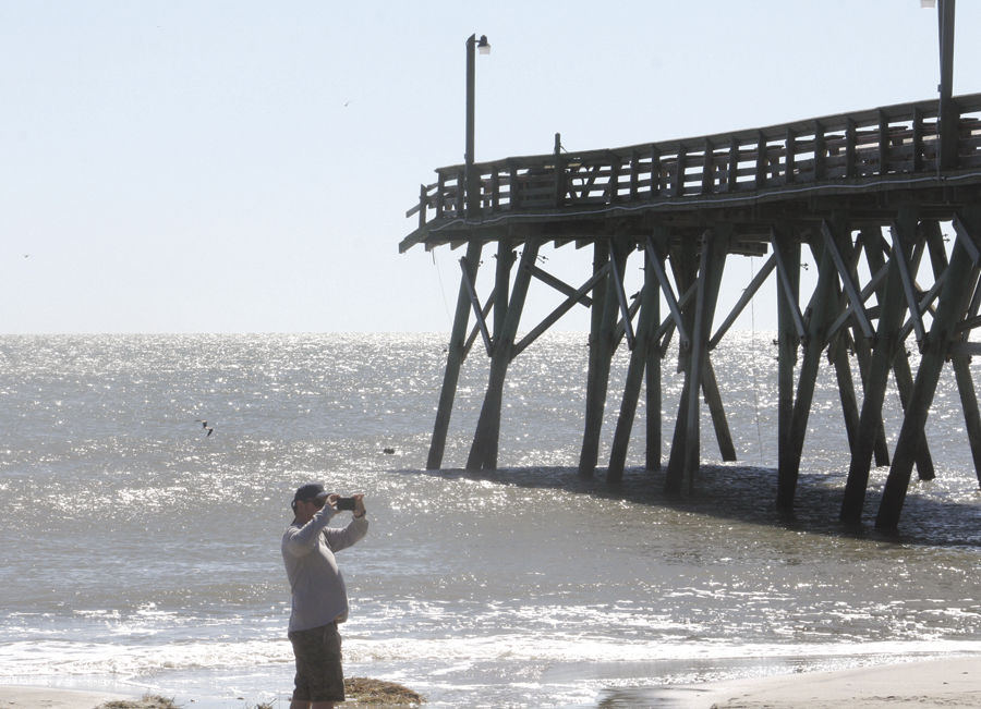 Surfside Pier Getting Closer To Returning Beach Myhorrynews