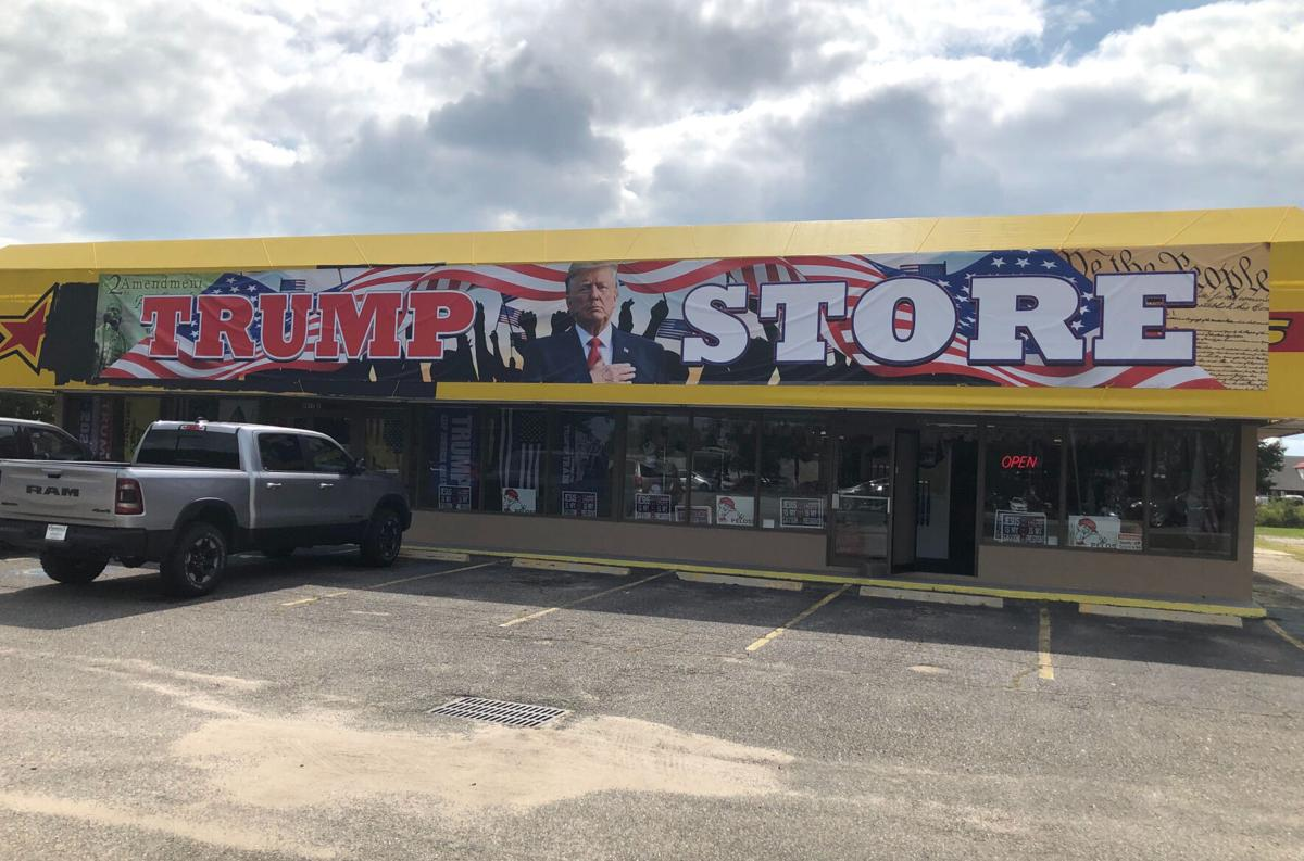 The Trump Store Opens In Myrtle Beach Area And Conway Conway Myhorrynews Com