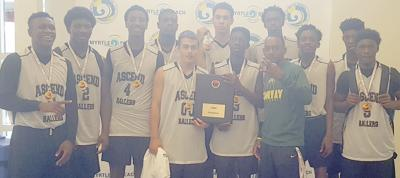 Ascend Ballers win state championship