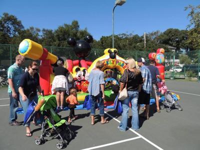 Surfside Beach Family Festival