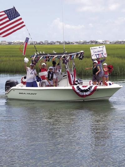 Murrells Inlet Boat Parade
