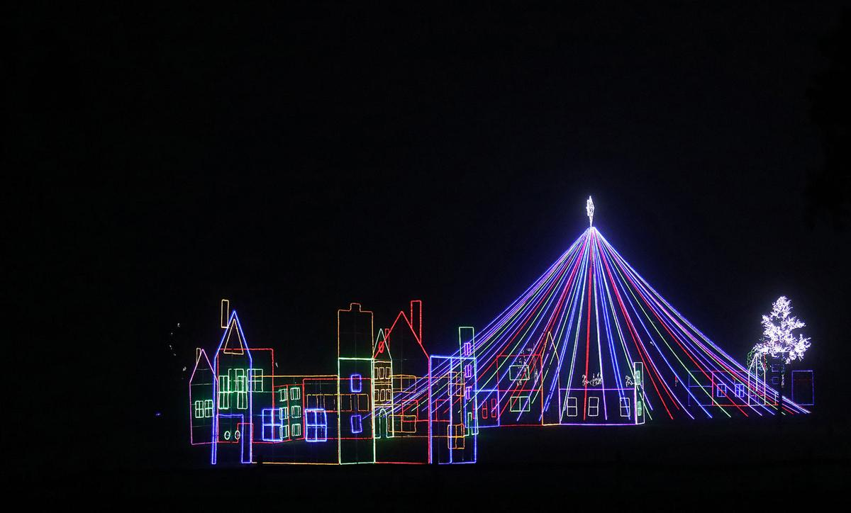 The Great Christmas Light Show 2020 In Myrtle Beach South Carolina Great Christmas Light Show in North Myrtle Beach   Gallery