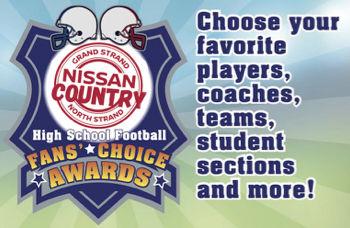 High School Football Fans' Choice