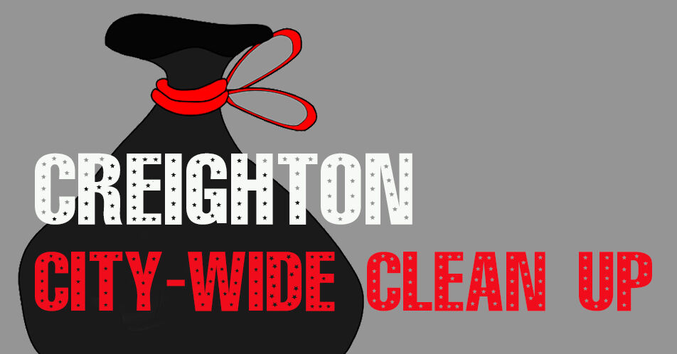 Creighton City-Wide Clean Up