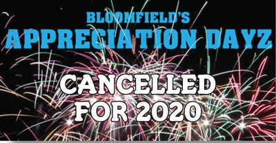 Bloomfield Dayz Cancelled