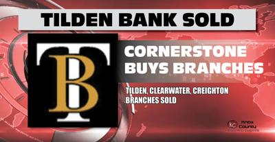 Tilden Bank Sold