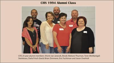 CHS 25 Year Alumni Class