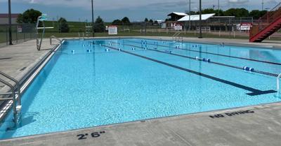 Creighton Pool