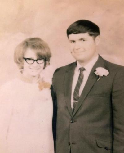 Marlene and Larry Moeller