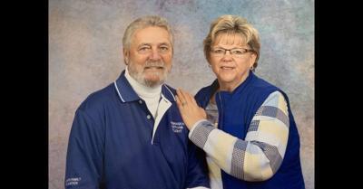 Mike and Deb Hoffman