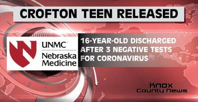 Crofton Teen Released