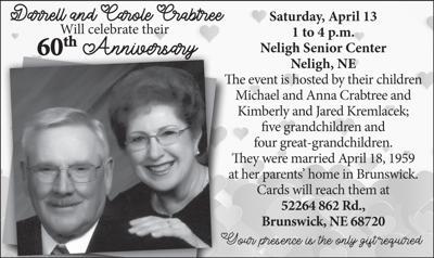 Darrell and Carole Crabtree