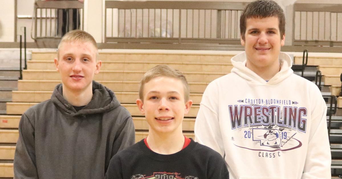 Crofton//Bloomfield State Qualifiers