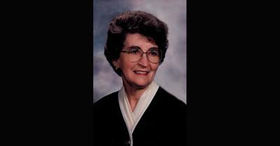 Mass of Christian Burial for Eva R. Klosner, age 91.