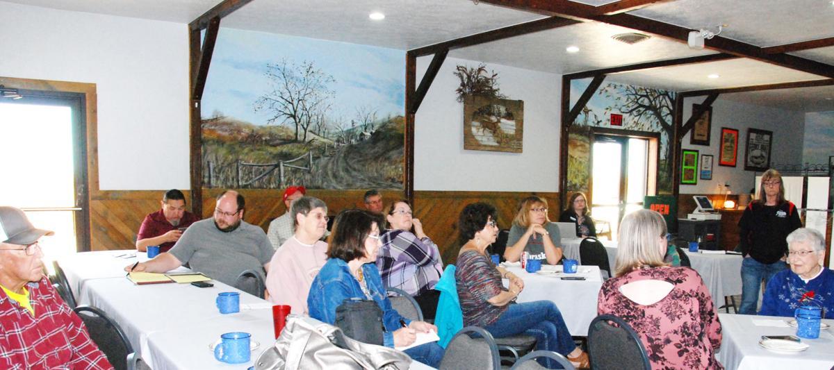 Nebraska Tourism Week meeting held in Niobrara