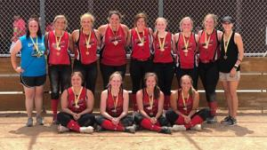 16/18-and-under State Softball