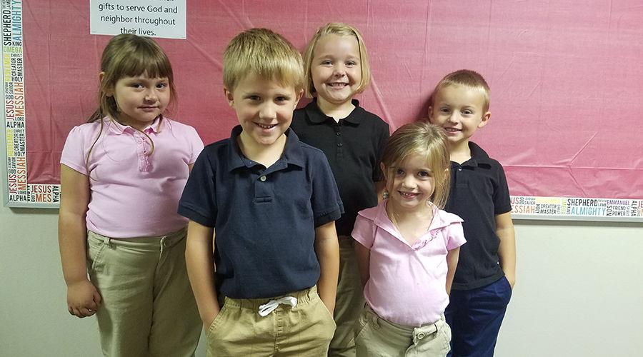 St. Ludger Elementary School Kindergarten