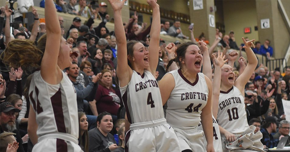 Crofton Girls BB