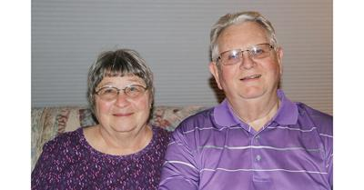 Ed & Jeanette Mills