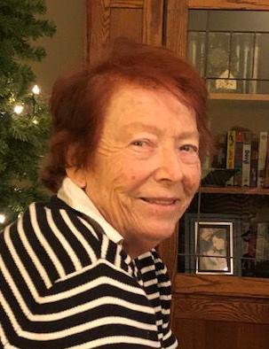 Janet Booth Celebrating 80th Birthday