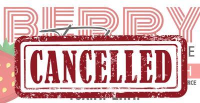 BerryFest Cancel