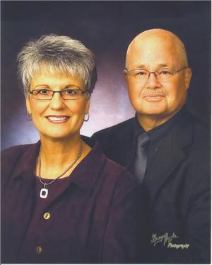 Ron and Connie Parks