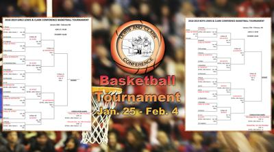 Lewis & Clark Conference basketball tournament