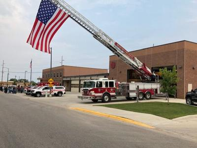 9-11 Ceremony in Watertown