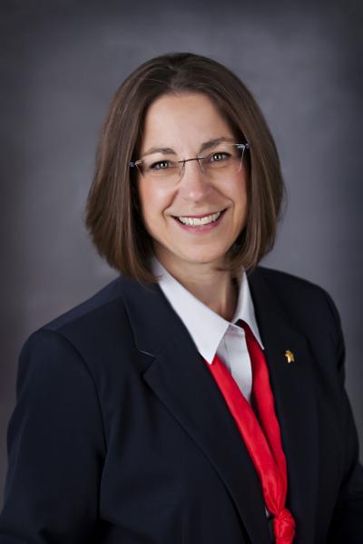 Mayor Sarah Caron