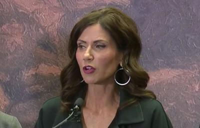 Governor Kristi Noem