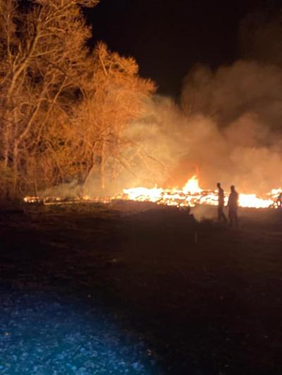 Deuel County Fire