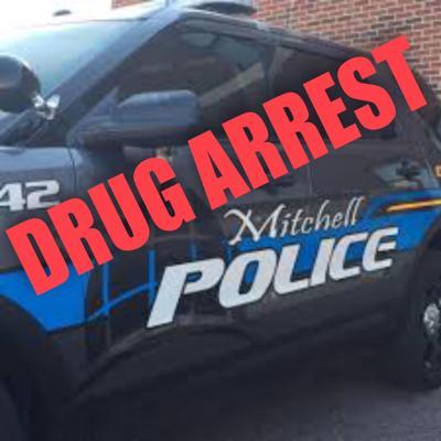 Mitchell Police Drug Arrest