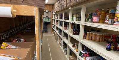 Salvation Army -Food Pantry