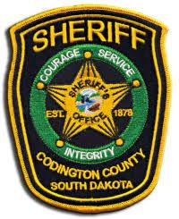 Codington County Sheriff