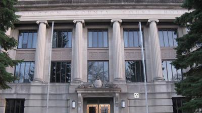 Codington County Courthouse