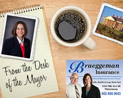 From the Desk of the Mayor