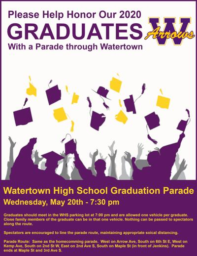 Watertown Honors 2020 Graduates