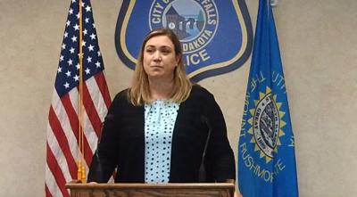 Minnehaha County State's Attorney Crystal Johnson