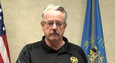 Sheriff Mike Milstead
