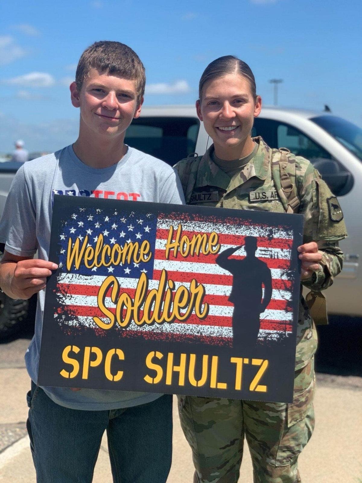 SPC Ashley Shultz
