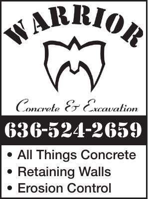 Daniel Courtway Warrier Concrete