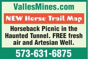 Valles Mining Company New Horse Trail