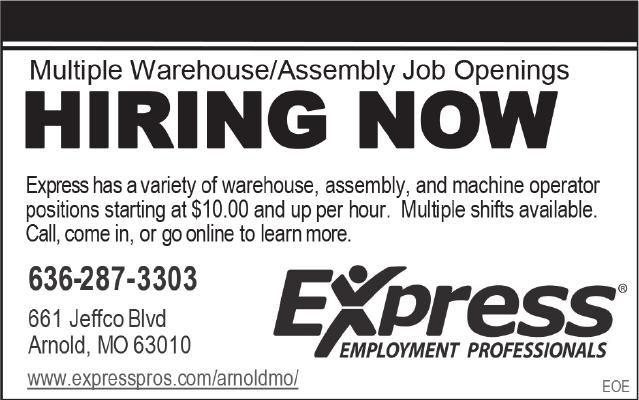 Express Employment Light Industrial