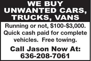 Jason Whorton We Buy Unwanted