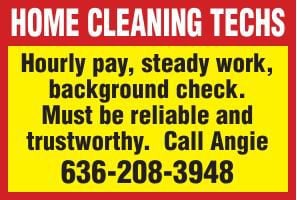 Mark Hicks Home Cleaning Tech